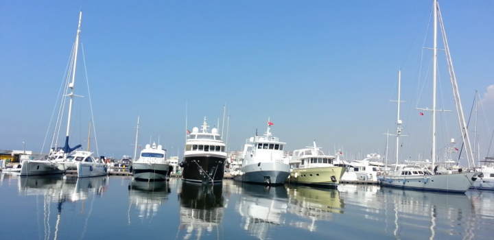 Инвестиционная презентация сервиса обслуживания морских судов