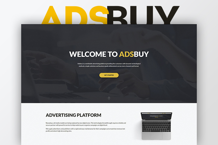 AdsBuy - Worldwide Advertising Platform
