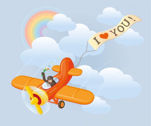 Влюбленный пилот
