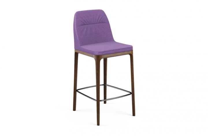 Моделирование и визуализация стула sonomor
