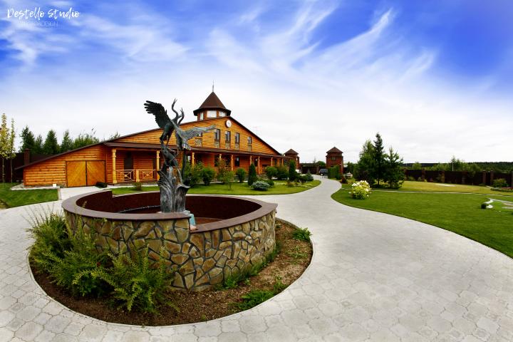 Фотосъемка загородной недвижимости