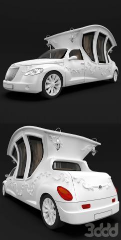Лимузин на базе Chrysler PT2