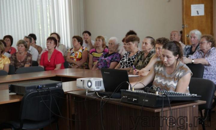 Жители Заволжского района выступили против стройки