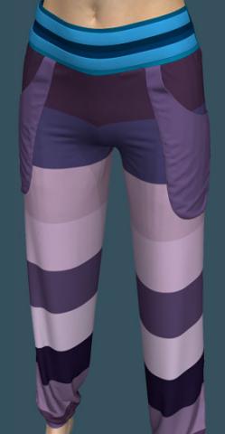 Женские спортивные брюки