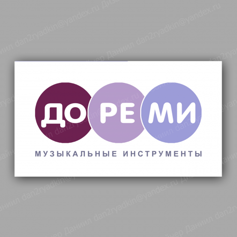 Дизайн визитки лицевая сторона