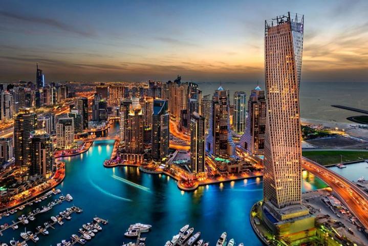 """Продвижение недвижимости в ОАЭ """"AxCAPITAL"""""""