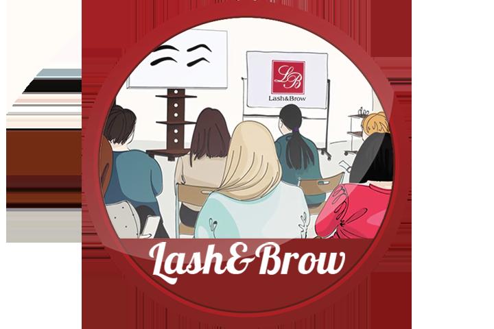 """Дудл видео, презентация клуба мастеров """"Lash&brow"""""""