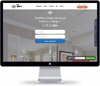 Разработка сайта натяжных потолков