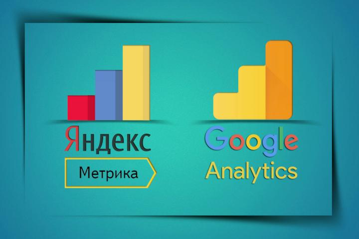 ЯНДЕКС МЕТРИКА / GOOGLE ANALYTICS