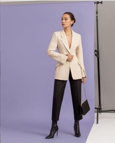 SMM продвижения модного бренда в Instagram