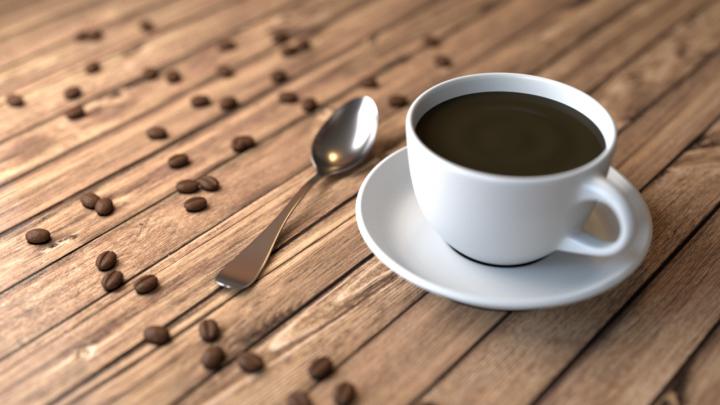 Coffe Visualisation