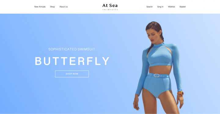 Интернет-магазин женских купальников