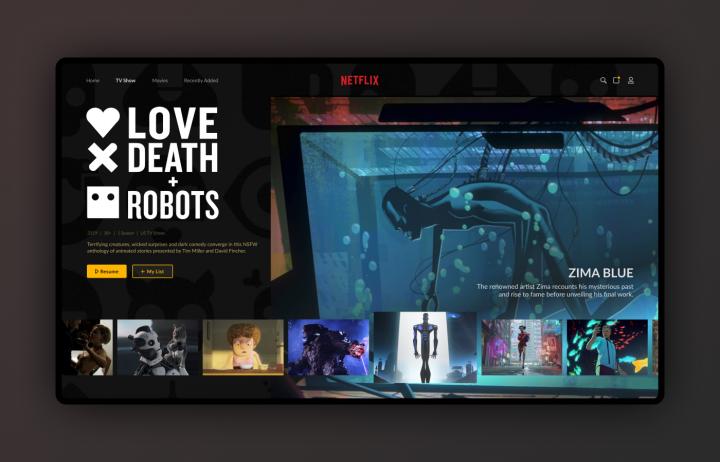 Love, Death & Robots - TV Show