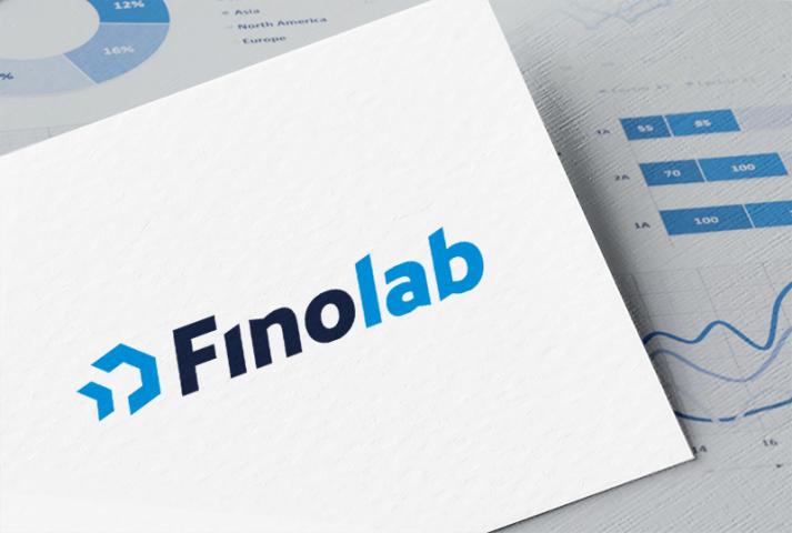 Логотип для компании, работающей в сфере финансовых технологий