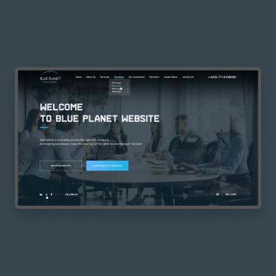 Blue Planet Soft   Corporate