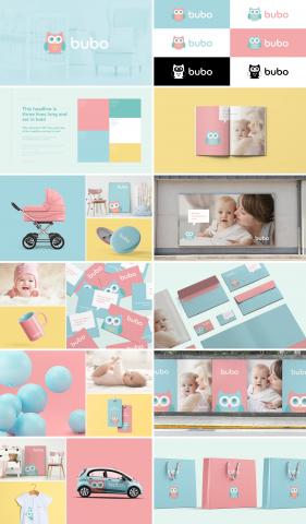 Bubo / Комплексная разработка бренда