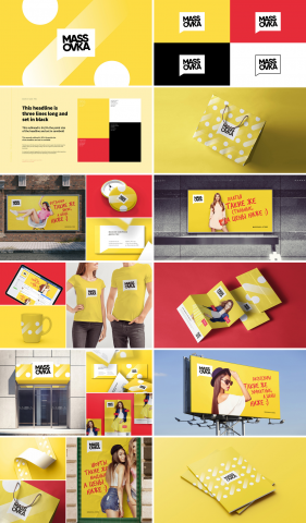 Massovka / Комплексная разработка бренда