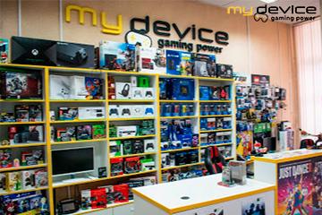 MYDEVICE.by - крупнейший интернет-магазин видеоигр в Беларуси