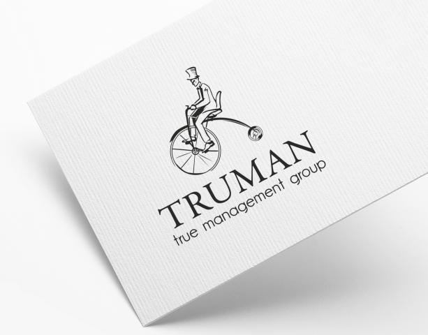 Логотип Труман